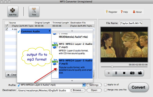Extract pictures from movie mac